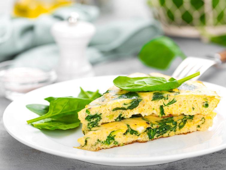Tortilla – Spansk omelett